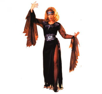 Morianna witch costume