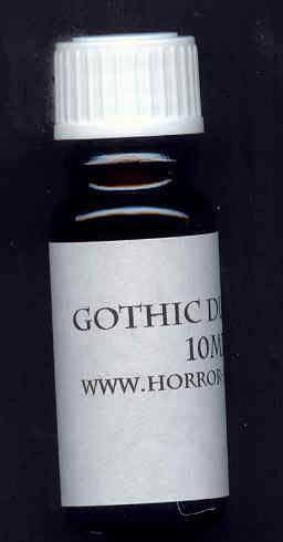 Fragrance Oil Gothic