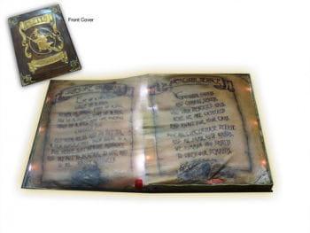 Magisches Hexenbuch