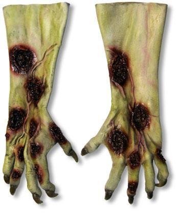 Zombie Werewolf Hands