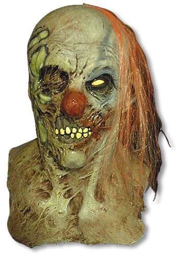 Carcass Zombie Clown Mask