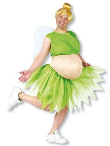 Trümmerfee Tinker Belly Costume
