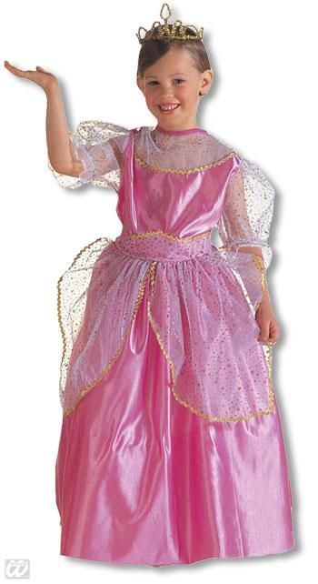 Bella Prinzessin Kinderkostüm L