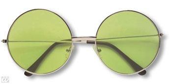 Green 70s Sunglasses