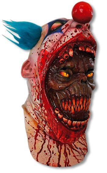 Parasiten Clown Maske