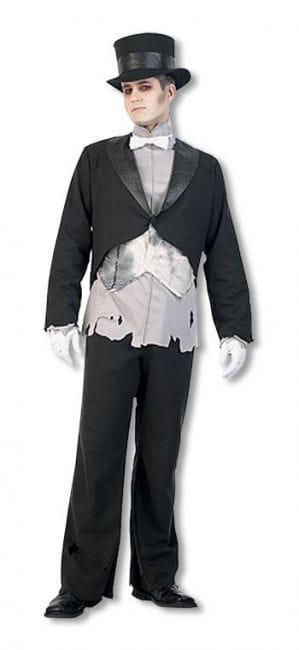 Geister Bräutigam Kostüm L