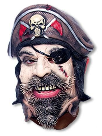 Pirate Half Mask