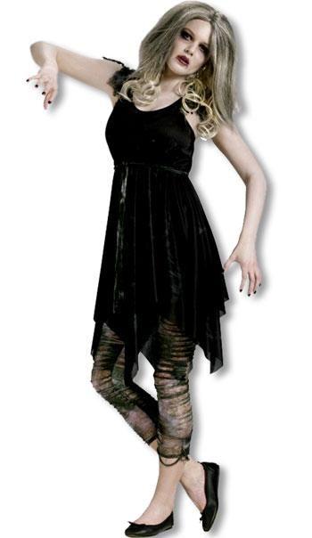 Nightmare Zombie Costume SM