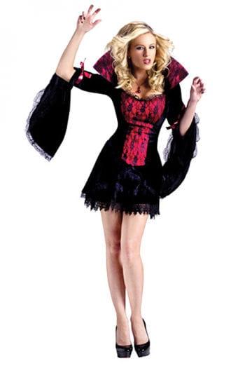 Midnight Mistress Costume SM