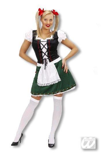 Sexy Oktoberfest Girl Gr. S
