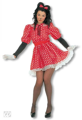 Mouse Lady Costume M