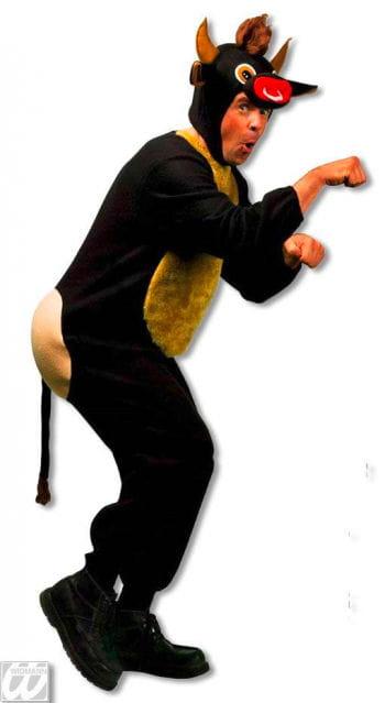 Bull costume Size S