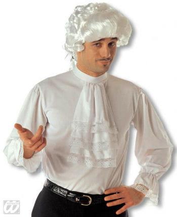 Baroque shirt white