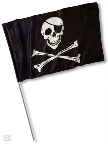 Pirate Flag With Skull Big
