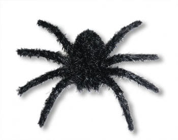 Hairy Mini Spider Black