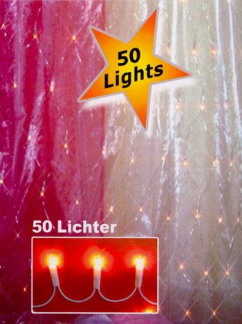 Fairy Lights 50 Lights Interior