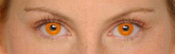 Contact lenses fireball