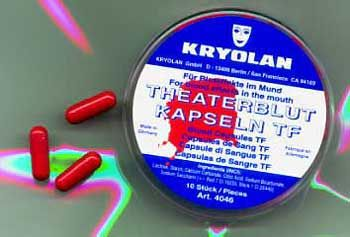 Blood Capsules Movie Quality