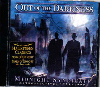 CD Out of the Darkness