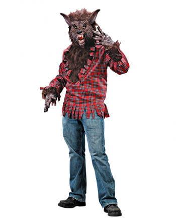 Werwolf Kostüm Braun