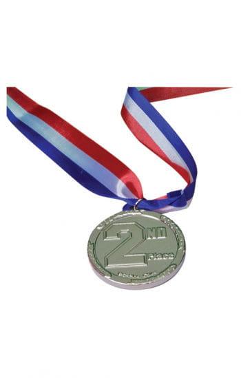 2. Platz Medaille silber