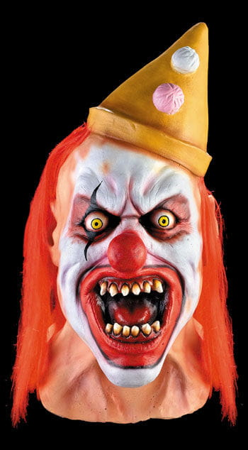 Clown Cut Up Mask