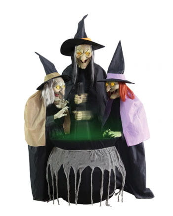 3 Cooking Witch Sisters