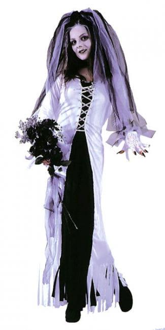 Zombie Braut Kostüm S/M