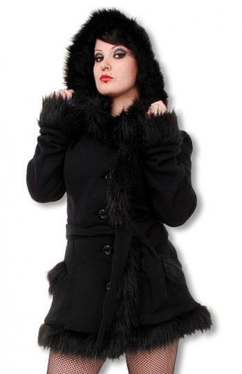 Gothic Kurzmantel Freya Large