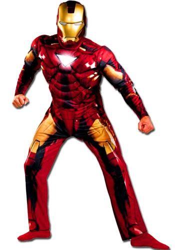 Iron Man Kostüm