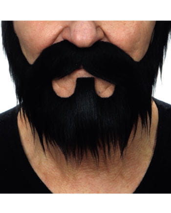 Adventurer Beard black
