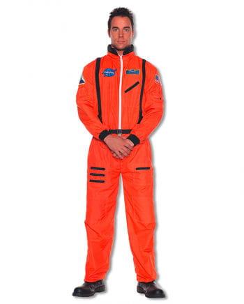 Astronaut jumpsuit orange XXL