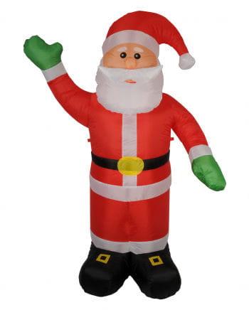 Nikolaus Weihnachtsmann aufblasbar 240cm