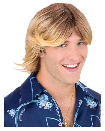 Aufreißer Perücke blond