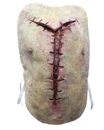 Autopsie Weste Spezial Effekt Kostüm 2-teilig