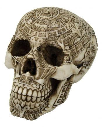 Azteca Skull Aztec Curse