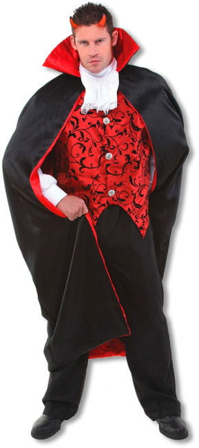 Lord Devil Devil Costume