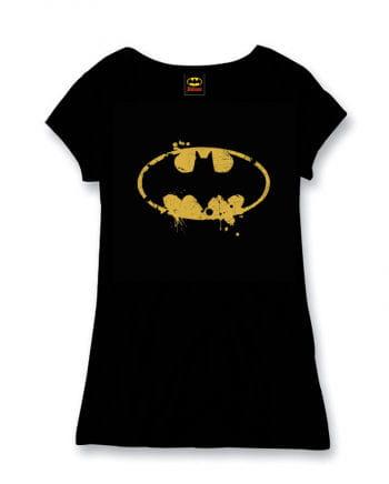Batman Vintage Logo Frauen T-Shirt