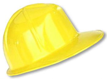 Bauhelm gelb für Kinder