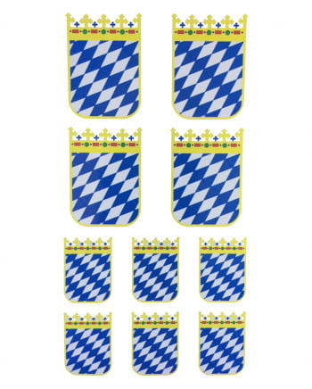 Bayern Tattoo Wappenform