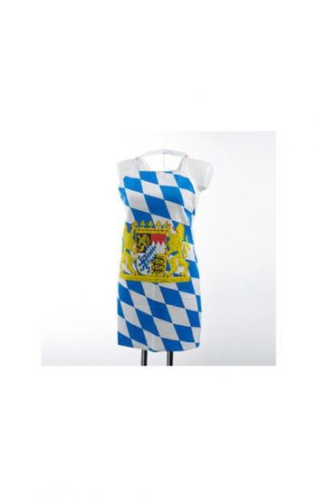 Bayern Schürze mit Wappen