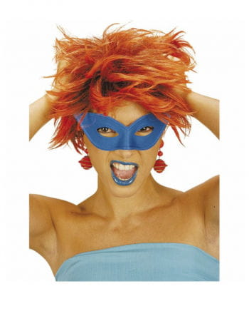 Cat`s Eye / Catwoman mask blue