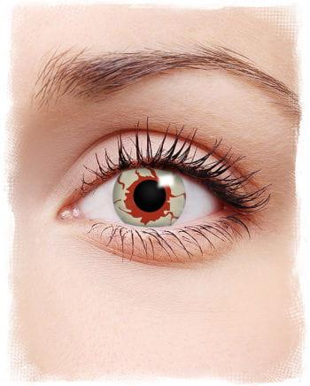 Kontaktlinsen Blut Motiv
