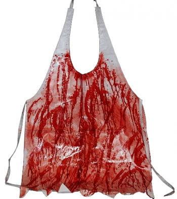 Blutige Metzger Schürze