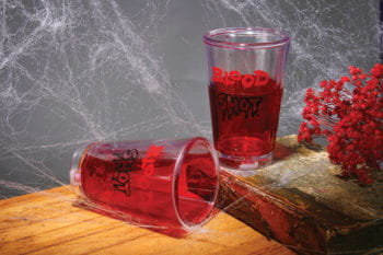 Bloody Shot Glasses