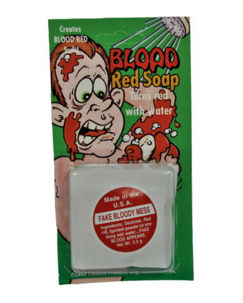 Bloody Soap Powder