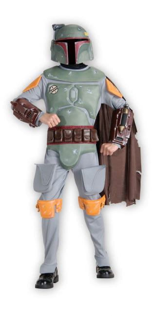 Boba Fett Deluxe Child Costume