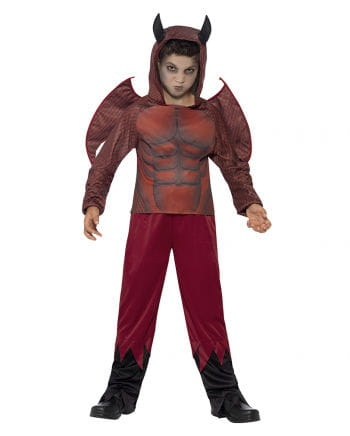 Evil Devil Child Costume