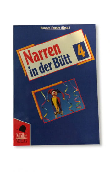 Book fools in the Bütt Volume 4