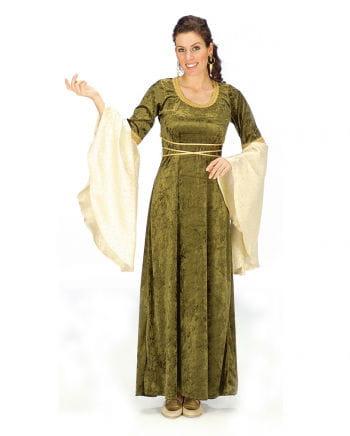 Burgfräulein Kostüm XL